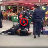Paris : la police interpelle avec force une femme sans attestation de déplacement - VIDEO | alNas