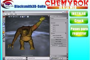 Blacksmith3D - Suite