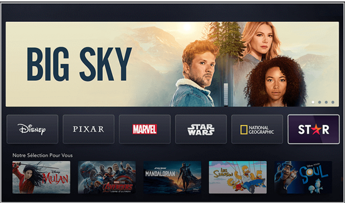 STAR, DISNEY+ ANNONCE SON EXTENSION