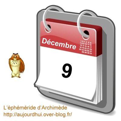 Personnalités nées un 9 décembre