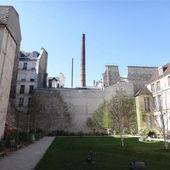La cheminée secrète du Marais