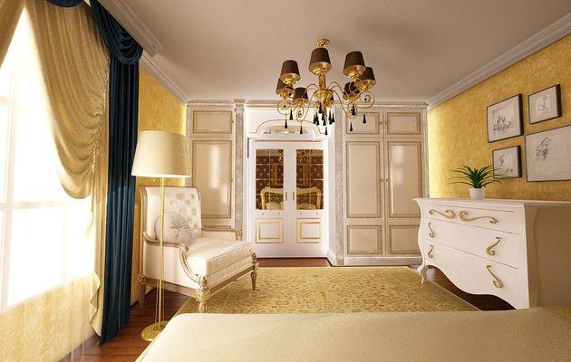 Design interior casa stil clasic Ilfov - Amenajari interioare Bucuresti