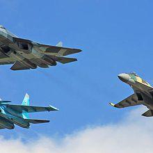 Aéronautique militaire :  les  dividendes de la guerre  en Syrie et en Irak
