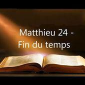 Liturgie du dimanche de la fin des temps