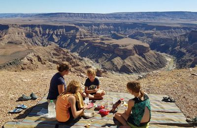 Un Grand Canyon en Namibie !