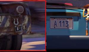 Buzz: Le A113 dans 45 films americains c'est quoi ?