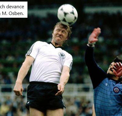 Coupe du Monde 1982 en Espagne, Groupe 2: Allemagne de l'ouest - Chili