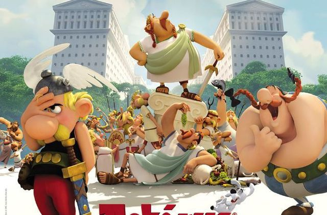 Box-office : Astérix leader, indifférence totale pour The Search.
