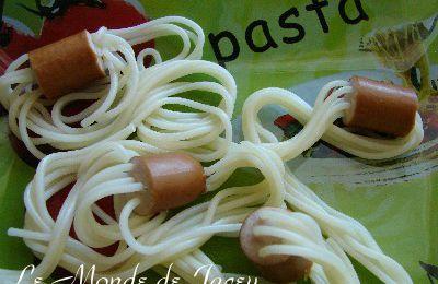 Wurstnudel - Nudelwurst