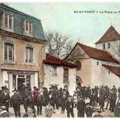 Il était une fois saint Poncy - L'Auvergne Vue par Papou Poustache