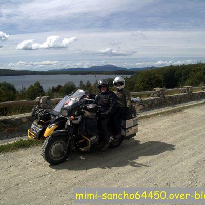 La moto en Amérique du Sud