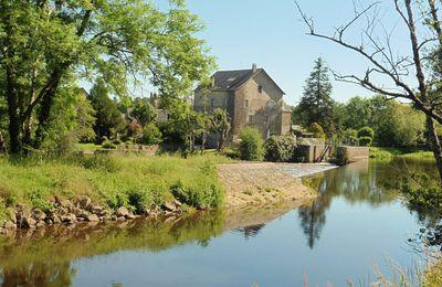 Au fil de la Mayenne - Etape 5 - Saint-Jean-sur-Mayenne / Origné - 52,5 km - A.R