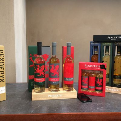 Penderyn 'Photo de famille'