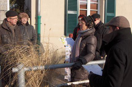 Communauté de Communes du Vernois : l'accessibilité a Fleury