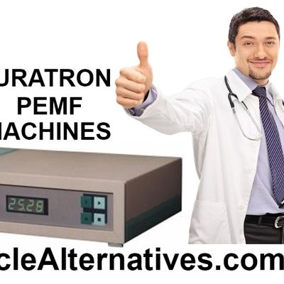 Take care of Shoulder Pain Once And For All! With A CURATRON PEMF Machine!