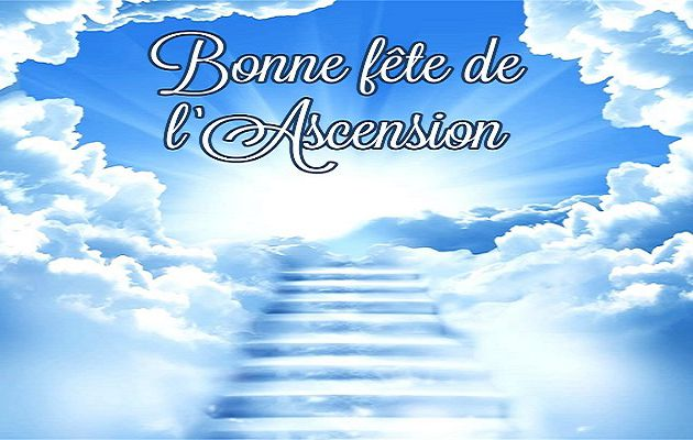 Ascension, B - 13 mai 2021