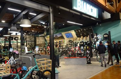 Retail Playlist Fico Eataly World (5) : Fico se parcourt à vélo