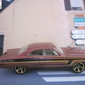 66 FORD 427 FAIRLANE HOT WHEELS 1/64 - FORD FAIRLANE 1966 - car-collector.net