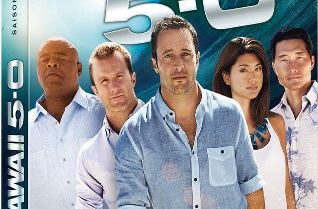 Hawaii Five O saison 5 et Scorpion saison 2 en DVD le 7 mars !