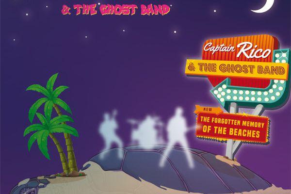 Captain Rico & The Ghost Band, sortie du clip et de l'album