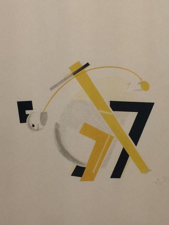 Lissitzky, album pour l'Opéra
