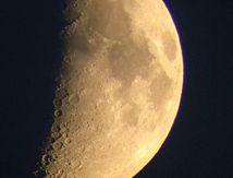 Lune Gibbeuse