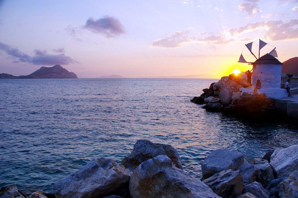 Les environs d'Aegiali