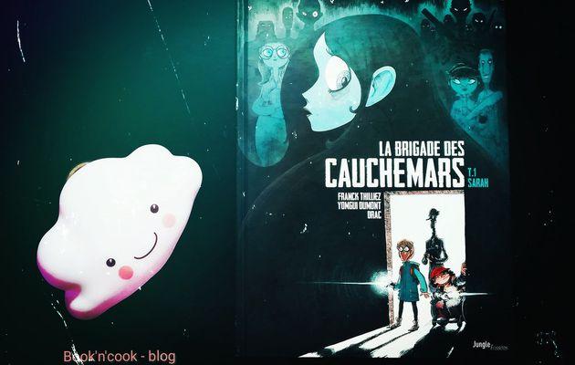 La brigade des cauchemars (Tome 1, Sarah) -  Franck Thilliez / Yomgui Dumont / Drac
