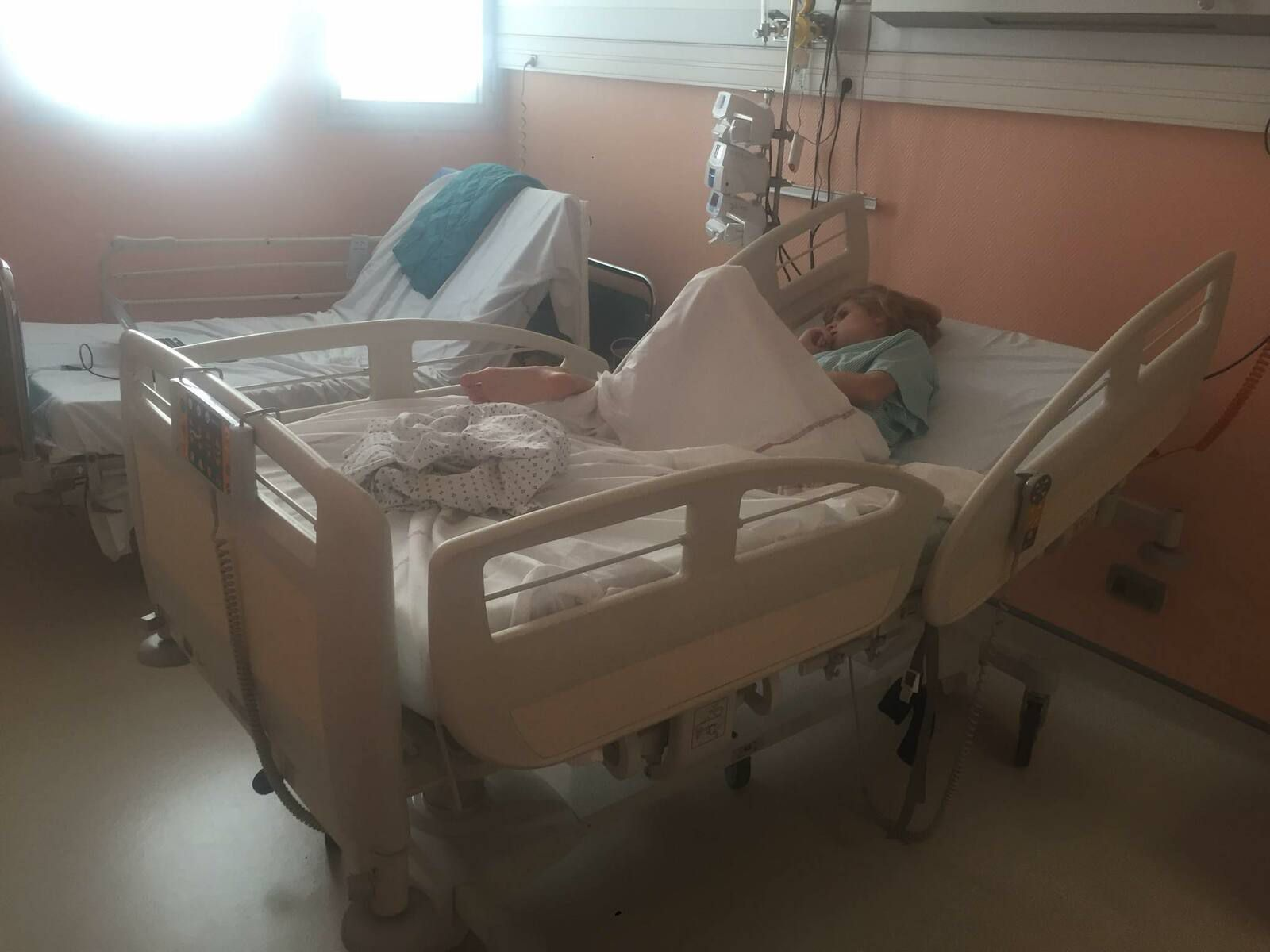 Notre chambre en chirurgie