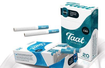 Nouvelle alternative pour l'arrêt du tabac sans nicotine ni tabac avec TAAT