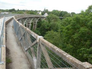 La cascade des Ponts Neufs :