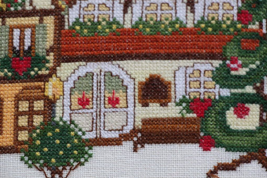 """Noël en Alsace"" de Serenita di campagna"