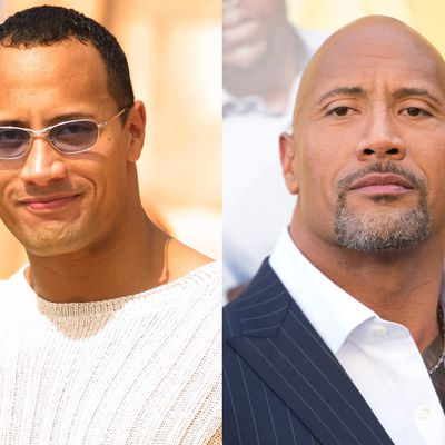 What These Bald Stars Looked Like With Hair