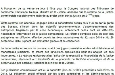 Ministère Justice (@justice_gouv) posted a photo on Twitter
