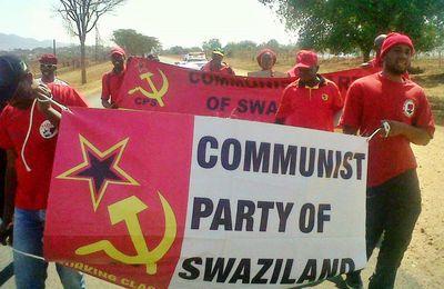 PC du Swaziland, Message de solidarité au 8ème Congrès du Parti Communiste de Cuba