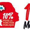 Fonction publique : une campagne CGT pour 10% d'emplois en plus