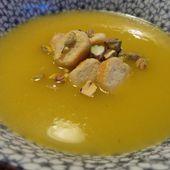 Les veloutés, Soupes et Potages. - A Notre Sauce