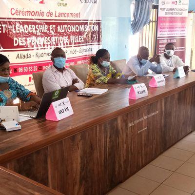 Épanouissement de la gent féminine : Repsfeco-Bénin lance le projet : « Leadership et autonomisation des femmes et des filles »