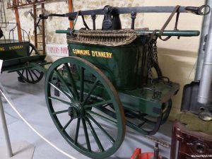 Le musée des pompiers du Val d'Oise Osny