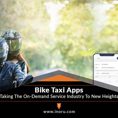 How to Build A Successful Bike Taxi Application