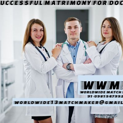 MOST SUCCESSFUL DOCTOR MATRIMONY 91-09815479922//MOST SUCCESSFUL DOCTOR MATRIMONY