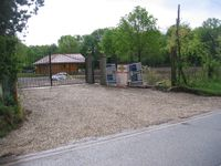 Parcelle en site inscrit non constructible dans une zone naturelle, route de Romainville, commune de Magny-les-Hameaux.