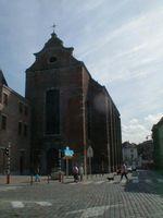 Eglise du Saint-Sacrement de Binche, c'est fini! (www.infocatho.be)