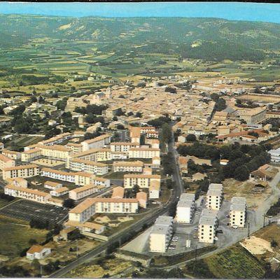 Vue Générale Aérienne Saint-Paul-Trois-Châteaux (N°290)