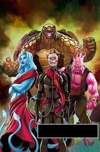 """Mon Impression : Uncanny Avengers tome #5 """"Prélude à Axis"""""""