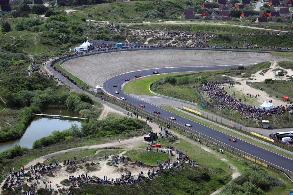 Zandvoort n'a plus accueilli la F1 depuis 1985