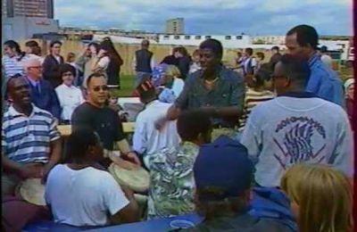 LA CARAVANE DES QUARTIERS à COLMAR (1996)