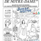 Courrier de ND n°150