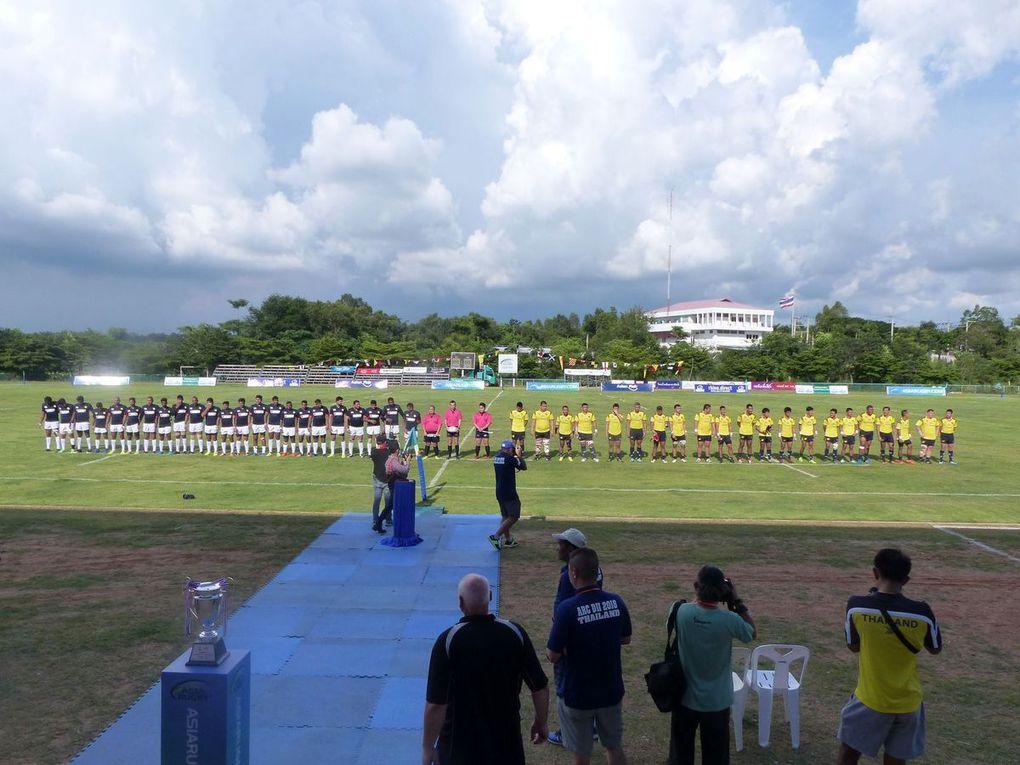 Matches internationaux de Rugby à Banglamung