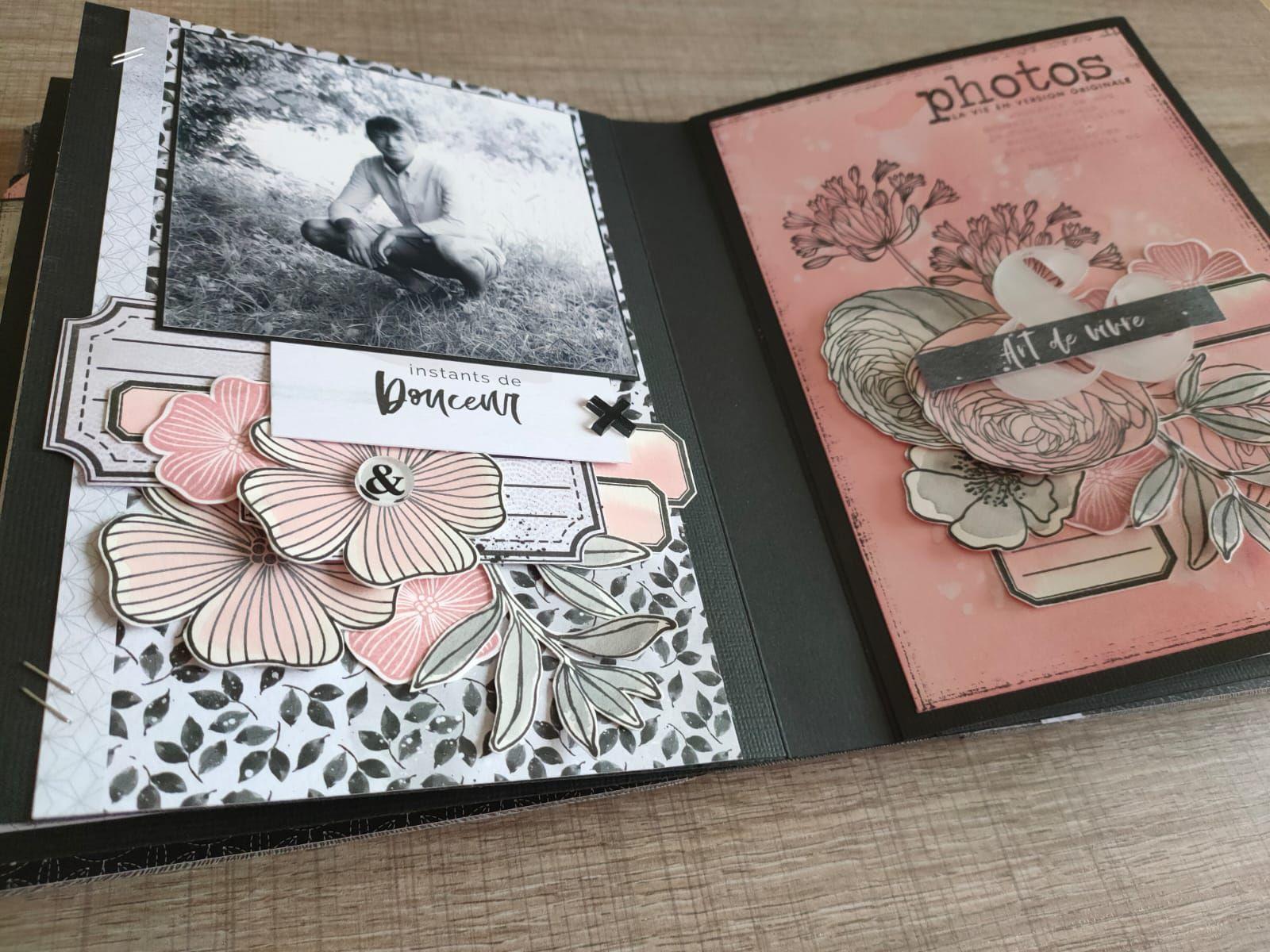 """Mini Album """"Souvenirs par milliers"""""""